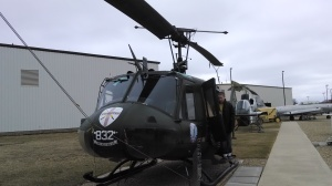 Huey at Prairie Aviation Museum